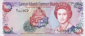 Cayman-Inseln P.18 10 Dollars 1996 (1)