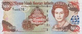 Cayman-Inseln P.37 100 Dollars 2006 (1)