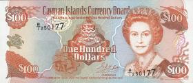 Cayman-Inseln P.20 100 Dollars 1996 (1)