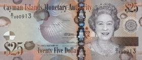 Cayman-Inseln P.41 25 Dollars 2010 (1)