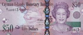 Cayman-Inseln P.42 50 Dollars 2010 (1)