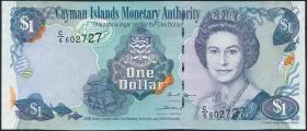 Cayman-Inseln P.33c 1 Dollar 2006 Serie C/6 (1)