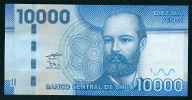 Chile P.164b 10000 Pesos 2011  (1)