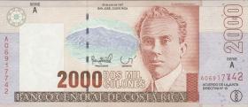 Costa Rica P.265 2000 Colones 1997 (1)