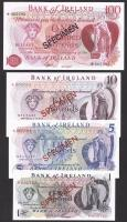 Nordirland / Northern Ireland P.CS1 1,5,10,100 Pounds (1978) (1)