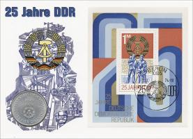 D-001.a • 25 Jahre DDR