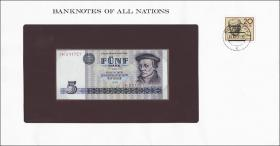 D-016 • (Banknotes of all Nations)