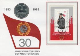 D-020 • 30 Jahre Kampfgruppen