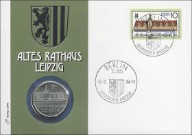 D-026 • Altes Rathaus Leipzig > Erstausgabe