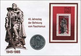 D-030 • 40 Jahre Befreiung vom Faschismus