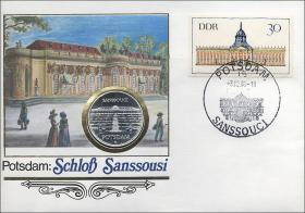 D-039 • Potsdam - Schloß Sanssouci