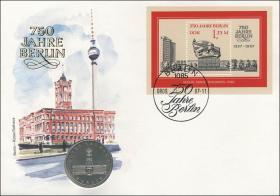 D-047 • Rotes Rathaus - 750 J. Berlin