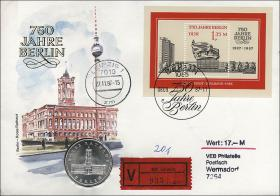 D-047.w • Rotes Rathaus >Wertbrief<