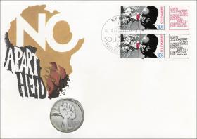 D-056.b • Anti-Apartheid-Jahr
