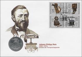 D-058 • Johann Philipp Reis