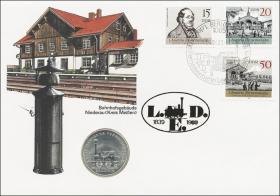 D-061 • Eisenbahn - Saxonia