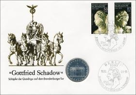 D-064 • Gottfried Schadow
