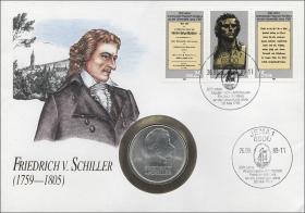 D-066 • Friedrich von Schiller
