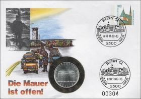 D-071 • Die Mauer ist offen >Bonn<