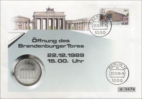 D-074.c • Öffnung Brandenburger Tor