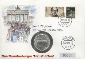 D-077.b • Öffnung Brandenburger Tor
