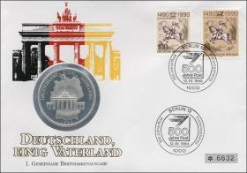 D-085.a • Deutschland Einig Vaterland