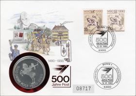 D-086.a • 500 Jahre Post