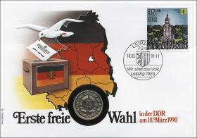 D-095 • DDR - Wahl 18.3.90