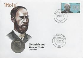 D-099 • Heinrich & Gustav Hertz