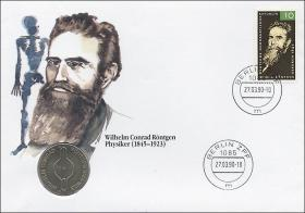 D-100 • Wilhelm Conrad Röntgen