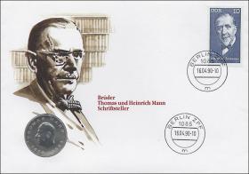 D-103 • Thomas und Heinrich Mann