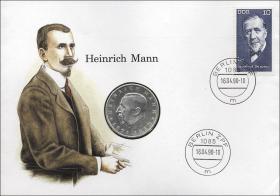 D-104 • Heinrich Mann