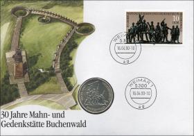 D-105 • Gedenkstätte Buchenwald