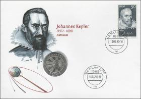 D-107 • Johannes Kepler