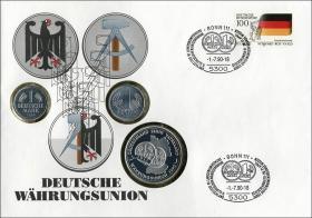 D-115 • Deutsche Währungsunion
