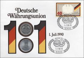 D-116 • Deutsche Währungsunion