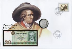 D-119.c • Deutschland J. W. Goethe