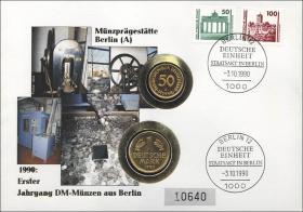 D-124.a • Münzprägestätte Berlin