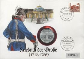 D-126 • Friedrich d. Große
