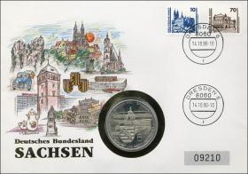 D-128 • Sachsen - Deutsches Bundesland