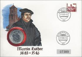D-129 • Martin Luther 1483-1546