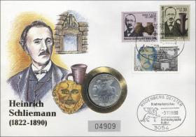 D-130 • Heinrich Schliemann