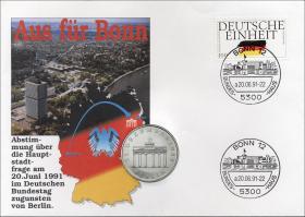 D-151.a • Aus für Bonn