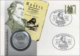 D-155 • Friedrich von Schiller