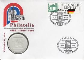 D-156.b • Philatelia 1991