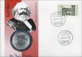 D-157 • Karl Marx