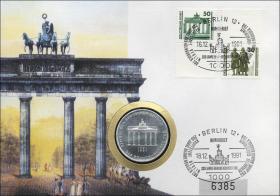 D-159 • 200 Jahre Brandenburger Tor