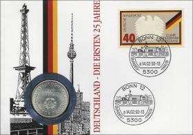 D-163 • Deutschland - Die ersten 25 Jahre