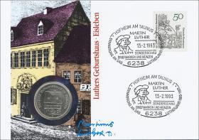 D-184.b • Luthers Geburtshaus Eisleben