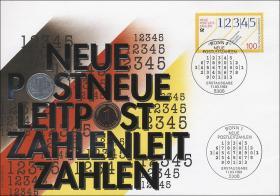 D-185 • Neue Postleitzahlen